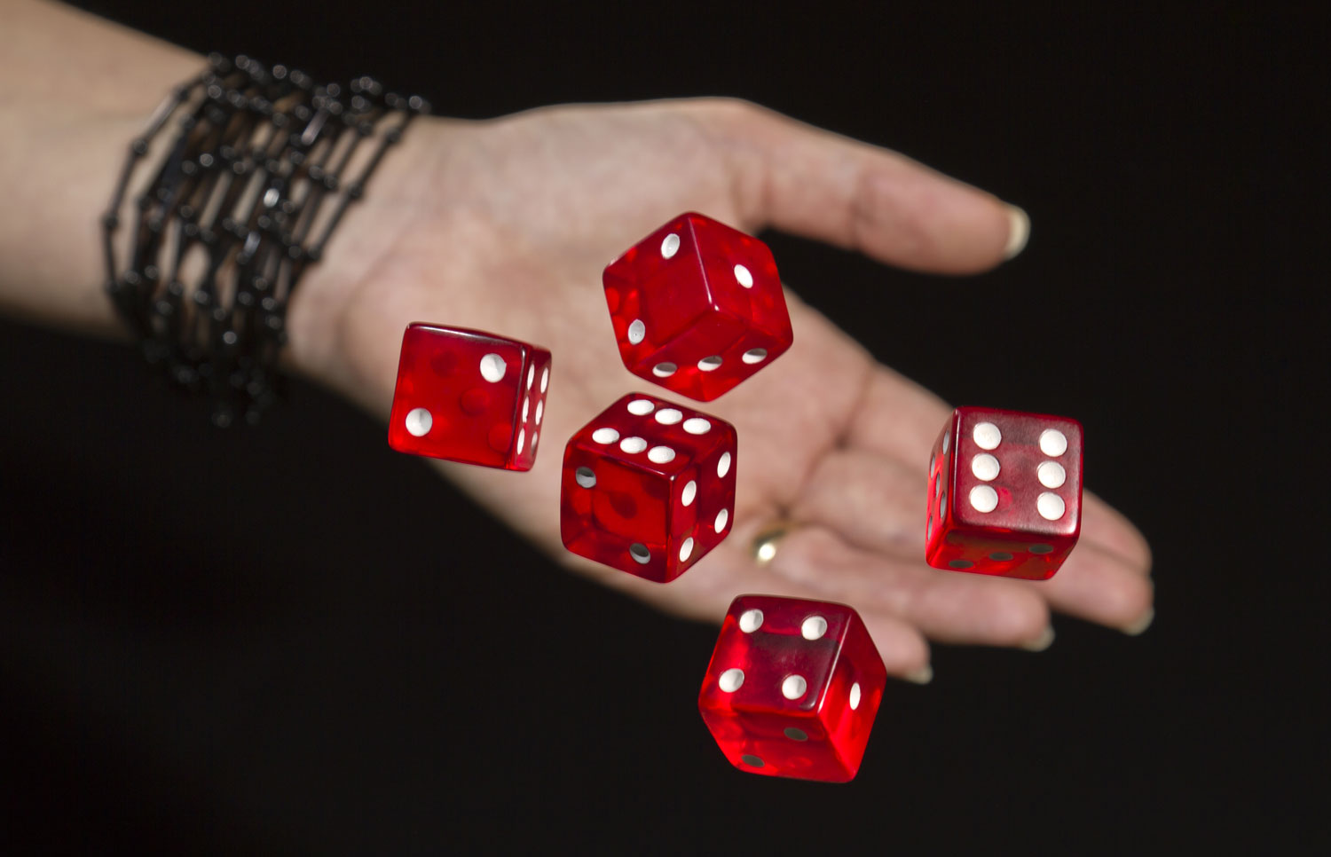 Hand Rolling Dice | www.pixshark.com - Images Galleries ...